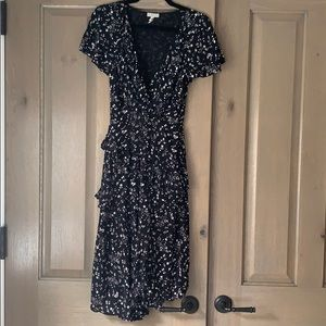 Joie Dresses - Easy floral silk dress